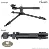 Velbon VS-443D könnyű, alumínium pro állvány (QB-62)