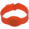 Soyal AM Wristband No.6 125 kHz narancs proximity szilikon karkötő