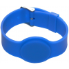 Soyal AM Wristband No.6 13.56 MHz kék proximity szilikon karkötő