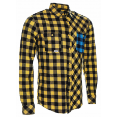 Woox Ing Woox Flannel Rider Yellow fér.