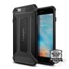 Spigen SGP Rugged Armor Apple iPhone 6s Plus Black hátlap tok