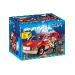 Playmobil Szirénázó, világító tűzoltóparancsnoki autó - 5364