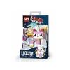 IQ : Lego kaland- Csoda Kitty kulcstartó - Hello Kitty