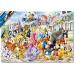 Educa : Disney parádé - 200 darabos kirakó - puzzle
