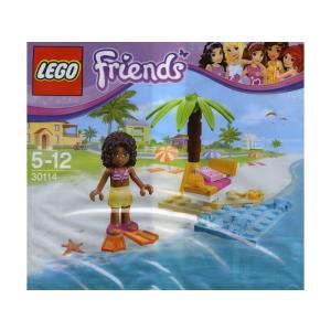 LEGO 30114 Andrea tengerparti pihenője