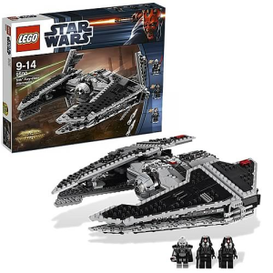LEGO Star Wars Fury-class Interceptor 9500