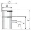 Tricox PPs mérőpont 110 mm