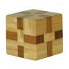 Eureka ! 3D Bambusz puzzle - Cube