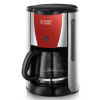 Russell Hobbs Colours Flame Red filteres