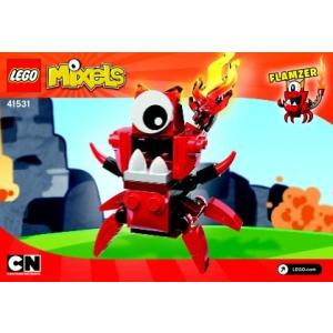 LEGO Mixels Flamzer 41531