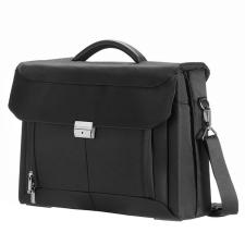 SAMSONITE Ergo-Biz Briefcase 2 Gussets 46U-009-004 fekete számítógéptáska
