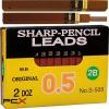 Sharp Grafitbél, 0,5 mm, 2B, 12 szálas, SHARP