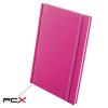 """REXEL Jegyzetfüzet, A4, vonalas,192 lap, REXEL """"Joy"""", rózsaszín"""