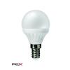 ACME LED izzó, E14, kis gömb, 320lm, 4W, 2700K, meleg fehér, ACME