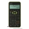 """Sharp Számológép, tudományos, 335 funkció, SHARP """"EL-W531XHGR"""", metál zöld"""