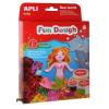 "APLI Gyurma, APLI, ""Fun Dough"", tenger világa"