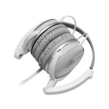 Audio-Technica ATH-FC707WH Fehér Fejhallgató fülhallgató, fejhallgató