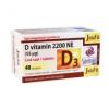 JutaVit D3-Vitamin tabletta gyerekeknek 40 db