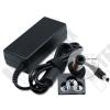 Asus F6 Series 5.5*2.5mm 19V 3.42A 65W fekete notebook/laptop hálózati töltő/adapter utángyártott