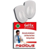 PEDIBUS Gel Fix sarokemelő párna 2db