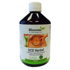 Biocom SCD Herbal probiotikus ital 150ml biokészítmény