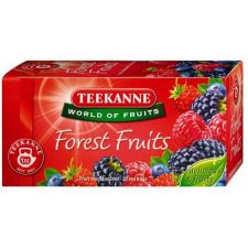 TEEKANNE forest fruit tea 20db tea