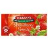 TEEKANNE strawberry sunrise tea 20db