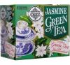 Mlesna jázmin ízesítésű zöld tea 50db tea