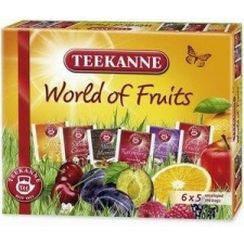 TEEKANNE world of fruits teaválogatás 30db tea