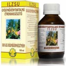 Ilzsu gyógynövénytartalmú folyadék 100ml hajápoló szer