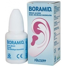 Rubicon Pharma Boramid fülcsepp 10ml kozmetikum