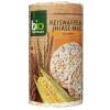 BioZentrale bio köleses-kukoricás préselt puffasztott rizs 100g