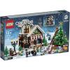 LEGO Karácsonyi piac