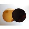 Kétoldalú kerek tortaalátét 16 cm
