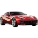 Rastar - Ferrari F12 távirányítós autómodell 1:24