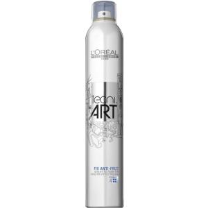L'ORÉAL Professionnel Tecni Art Fix Anti-Frizz Spray Force 4 400 ml (Párataszító hajlakk)
