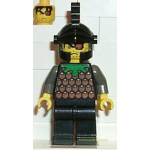 LEGO Knights Kingdom - Gilbert a gonosz, sárkányos sisakkal