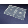 Esperanza DVD Box 2 Clear 14 mm ( 100 Pcs. PACK)