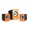 TRACER Speakers 2.1 TRACER OMEGA Orange USB