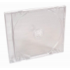 Esperanza Box with Clear Tray for 1 CD/DVD ( 200 Pcs. PACK)