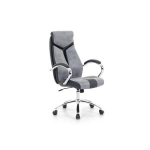 Beliani Szürke irodai szék - FORMULA 1
