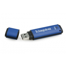 Kingston Pendrive, 4GB,  USB 3.0, 256 bit titkosítás, KINGSTON