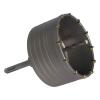 körkivágó téglához, SDS befogás; 105mm, 300mm hosszúságú szár