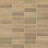 Tubadzin Ilma Brown mozaik csempe 29,8x29,8