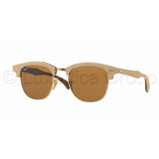 Ray-Ban RB3016M 1179 CLUBMASTER (M) MAPLE RUBBER BROWN BROWN napszemüveg (RB3016M__1179)