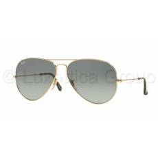 Ray-Ban RB3025 181/71 AVIATOR GOLD LIGHT GREY GRADIENT DARK GREY napszemüveg (RB3025__181_71)