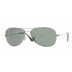 Ray-Ban RB3362 004 COCKPIT GUNMETAL CRYSTAL GREEN napszemüveg (RB3362__004)