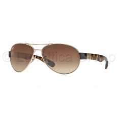 Ray-Ban RB3509 001/13 ARISTA BROWN GRADIENT napszemüveg (RB3509__001_13)