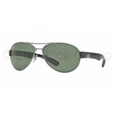 Ray-Ban RB3509 004/9A GUNMETAL POLAR GREEN napszemüveg (RB3509__004_9A)