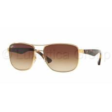 Ray-Ban RB3533 001/13 GOLD BROWN GRADIENT napszemüveg (RB3533__001_13)